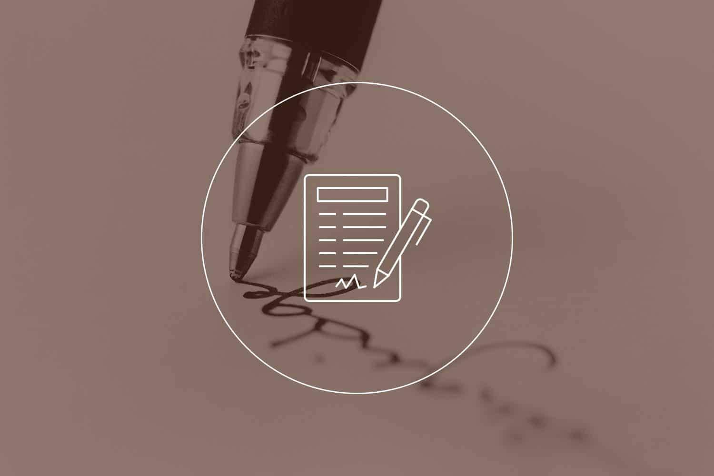 Présentation du projet & signature du contrat de construction